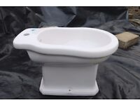 Aston Matthews Carlton Bidet ; single tap hole. Unused; with box