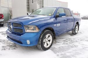 2015 RAM 1500 Sport Fully Loaded Crew Cab