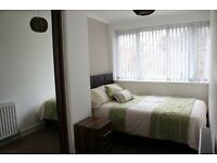 Double room close to town centre