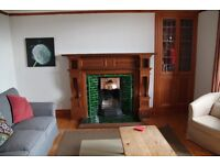 Spacious, well appointed, sunny, top floor, one bedroom flat
