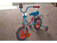 Childs bike - In the night garden