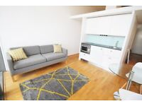 FULLY FURNISHED 1 BED STUDIO READY FOR YOU TO MOVE IN NOW!! - SL1 - AT AN AMAZING PRICE £900