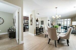 HUGE Two Bedroom + Den in Uptown Waterloo with Amazing Amenities