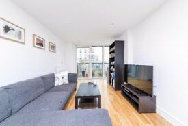 A stunning two bedroom apartment is located on the 6th floor of Canary View