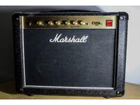Marshall DSL5 tube amp