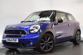 MINI PACEMAN 2.0 COOPER SD ALL4 3d 143 BHP (blue) 2015