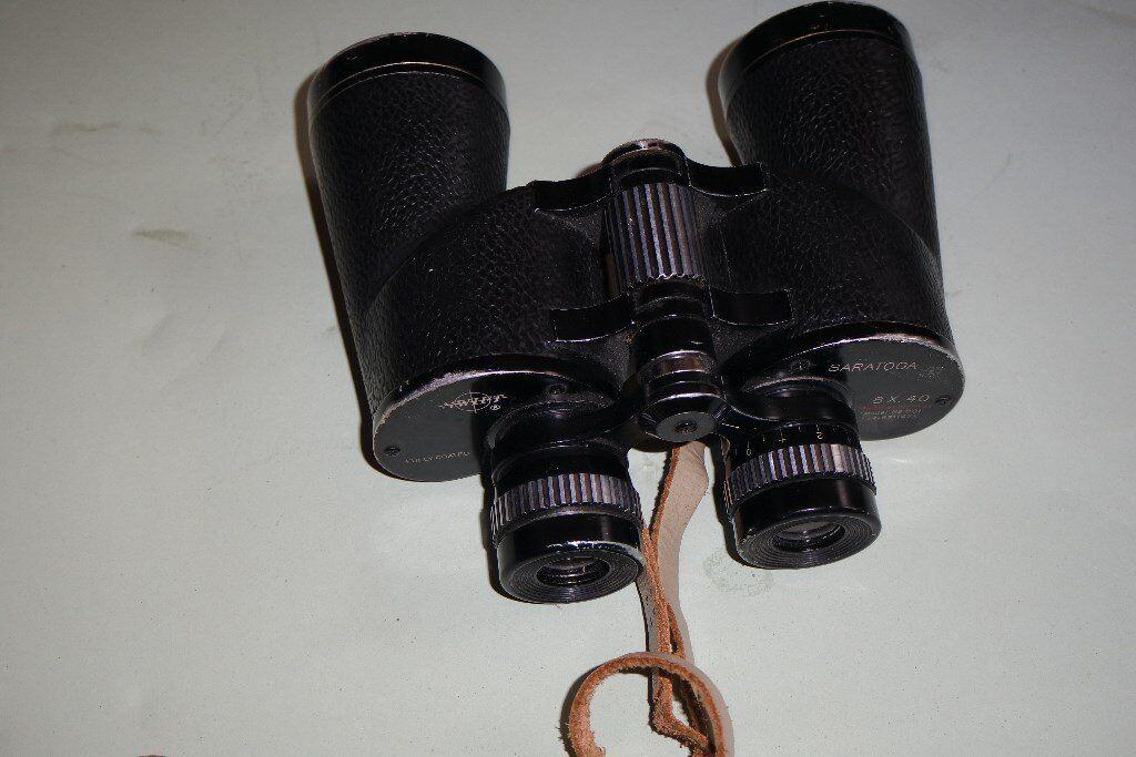 Binoculars- Swift Saratoga 8x40