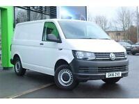 Nearly New Volkswagen Transporter T28 Panel Van 2.0 TDi 102PS SWB Ply Lined