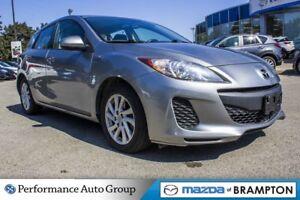 2012 Mazda MAZDA3 GX. CRUISE CTRL. KEYLESS. BUCKETS. PWR MIRRORS