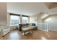 A spacious PART FURNISHED 1st & 2nd floor maisonette -perfect for sharers!!! Earlsfield!!!