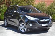 2010 Hyundai IX35 Elite Auto Wagon 75,000km Nunawading Whitehorse Area Preview