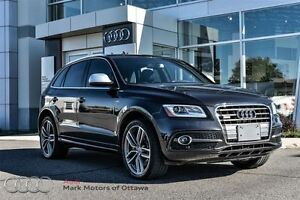 2014 Audi SQ5 3.0 Technik