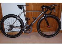 Litespeed Ghisallo Road Bike with Triathlon Geometry