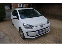 !! 2012 VOLKWAGEN UP !! IN MINT CONDITION INSIDE AND OUT SAT NAV SYSTEM £20 TAX A YEAR