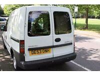 53 Vauxhall ComboVan 1.7 Diesel**MOT 2017