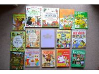 28 CHILDRENS BOOKS INCLUDING HAMLYN, COLLINS ETC FROM THE 1970S/1980s