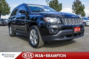 2014 Jeep Compass Sport/North. CRUISE CTRL. BUCKETS. MP3. ALLOYS
