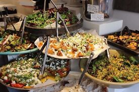 Kitchen porter- Ottolenghi Islington- No doubles, staff meals, Immediate Start