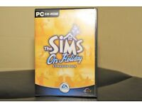 The Sims On Holiday - Pc Version. 2002