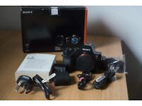 Sony A7 ILCE-7 full frame mirrorless camera