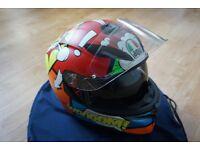 AGV K3 SV Helmet (mint condition)