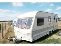 1992 4 Berth Caravan