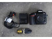 Nikon D810 Full Frame SLR 36mp