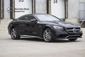 2016 Mercedes-Benz S63 AMG 4MATIC Coupe Premium & Sport w/Night