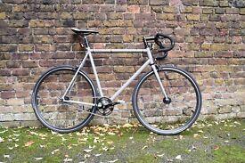 Jamis Sputnik 15 - Single speed/fixed gear bike + accessories (59 cm)