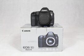 Canon 5D MK3 (iii) DSLR (Body)
