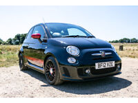 Abarth 500, Extremely Low Miles, Custom Rims, 2 Former Keeprs, Two Keys