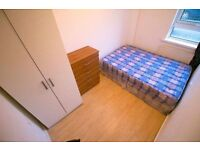 Fully Furnished Single Room Available Near To Canary Wharf