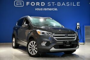2018 Ford Escape Titanium CERTIFICATION INCLUDED !! 2.9% INTERES