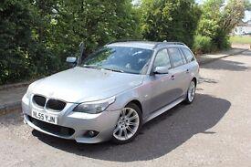 BMW 5 series M sport Estate Automatic
