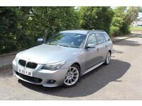 BMW 5 series M sport Estate Automatic