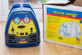 Brand new Refrigerant reclaim unit, Yellow Jacket