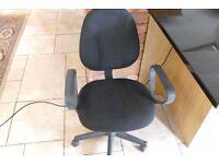 Office desk chair - good condition TREAD THE GLOBE