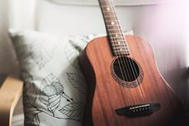 Laid-back lessons for Guitar & Bass in Bruntsfield/Morningside