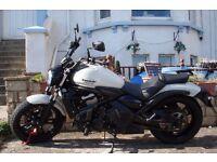 Kawasaki EN 650 BGF ABS
