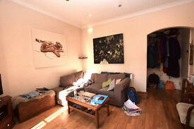 Ground floor Victorian garden flat with a fantastic, light and spacious open plan living area