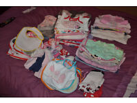 Bundle 3-6 monhs girls clothes