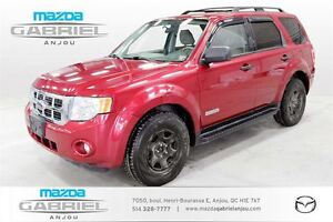 2008 Ford Escape XLT+AT+AWD