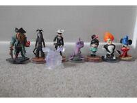 Xbox 360 Disney Infinity Characters