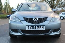 MAZDA3 2.0 TS2 5dr £1100 great drive and look cheap on insurance.