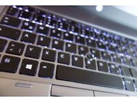 RRP £928, HP 745 G2 Laptop, 16GB RAM, 500GB HDD, a10 Quad Core 3.30 GHz