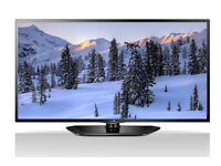 "LG 42"" SMART FULL HD LED TV freeview hd, magic remote, wifi, 1080p brand new"