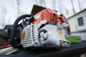 Wanted: Broken or Blown Up Chainsaws