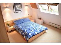Master en-suite room in Tooting. Available from 01/10