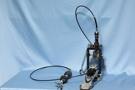 Was £65 NOW £49!!! Pearl 2000C Eliminator Powershifter Remote cable operated Hi-Hat pedal. Superb.
