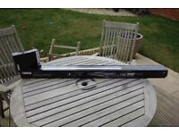 Thule Roof Bars AND FITTING KIT FOR VW POLO 5 DOOR (NEEDS 754 FOOTPACK TO COMPLETE)